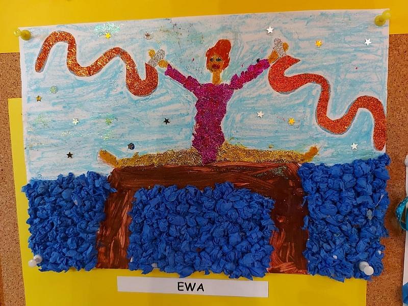 Konkurs plastyczny ''Kim zostanę, gdy dorosnę'' - zdjęcie 11