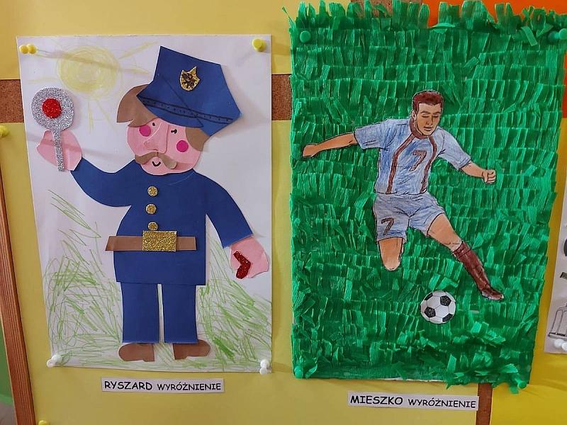 Konkurs plastyczny ''Kim zostanę, gdy dorosnę'' - zdjęcie 13
