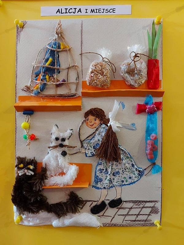 Konkurs plastyczny ''Kim zostanę, gdy dorosnę'' - zdjęcie 17