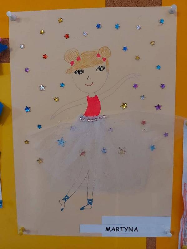 Konkurs plastyczny ''Kim zostanę, gdy dorosnę'' - zdjęcie 18