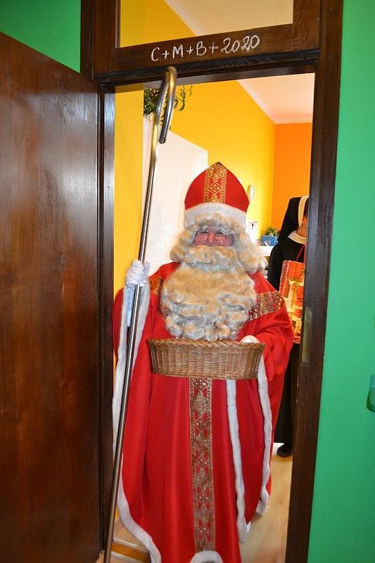 Święty Mikołaj w Przedszkolu - zdjęcie 6