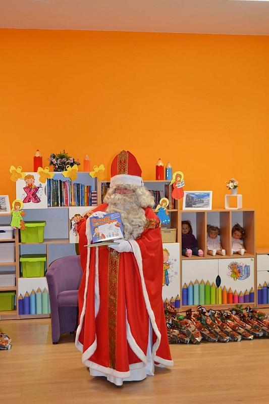 Święty Mikołaj w Przedszkolu - zdjęcie 35