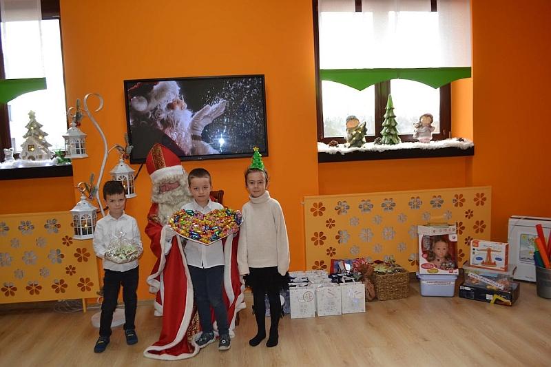 Święty Mikołaj w Przedszkolu - zdjęcie 28