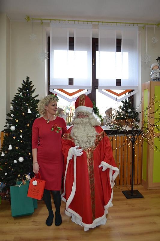 Święty Mikołaj w Przedszkolu - zdjęcie 22