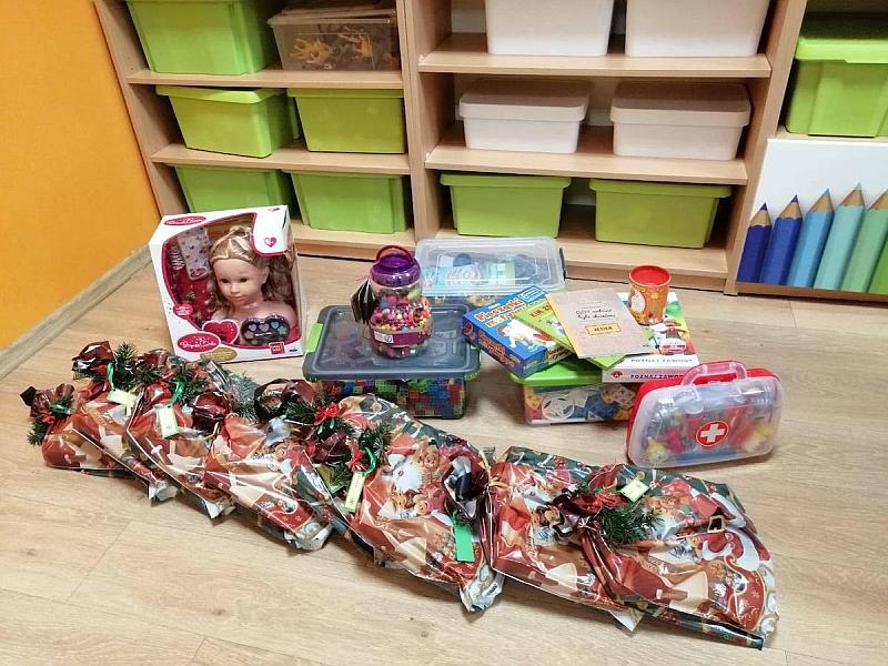 Święty Mikołaj w Przedszkolu - zdjęcie 19