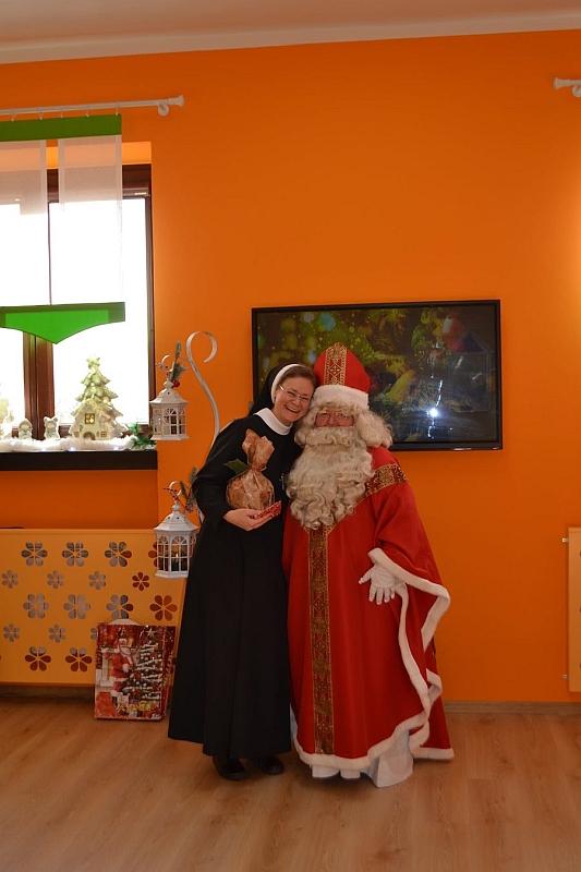 Święty Mikołaj w Przedszkolu - zdjęcie 4