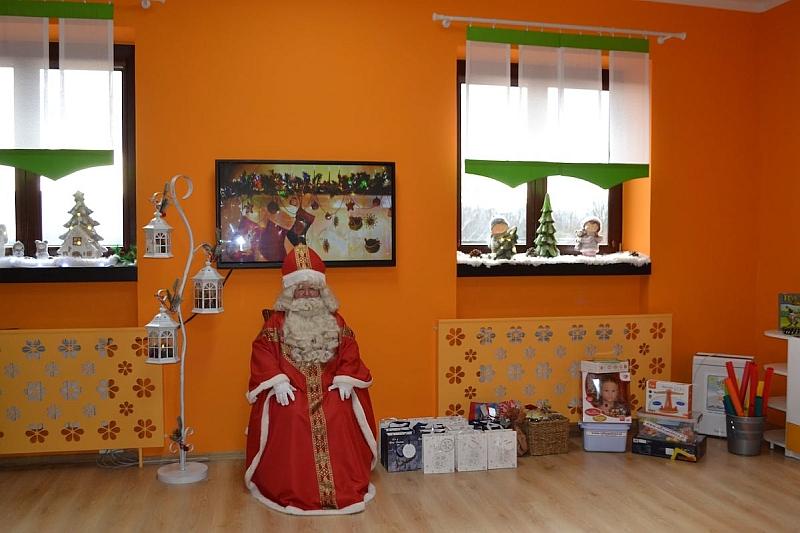 Święty Mikołaj w Przedszkolu - zdjęcie 16
