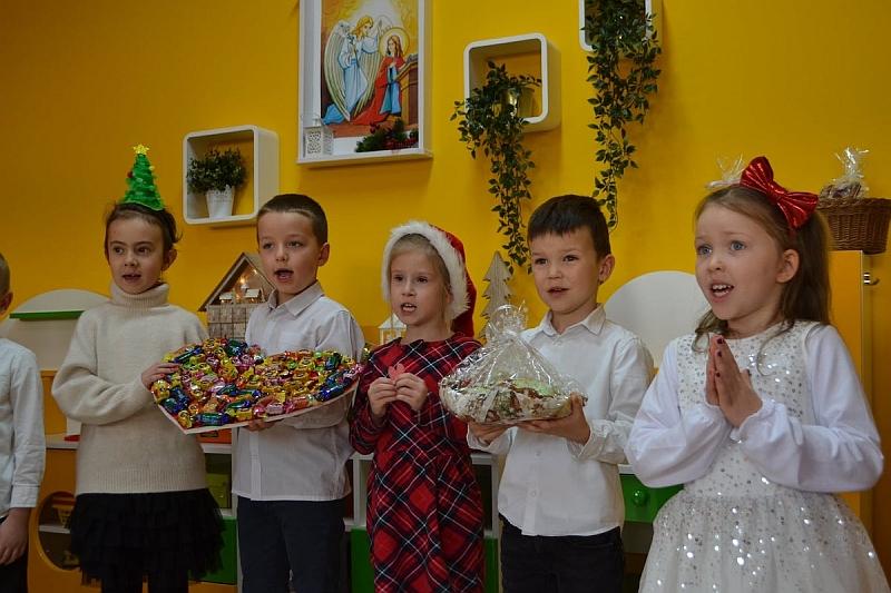 Święty Mikołaj w Przedszkolu - zdjęcie 9