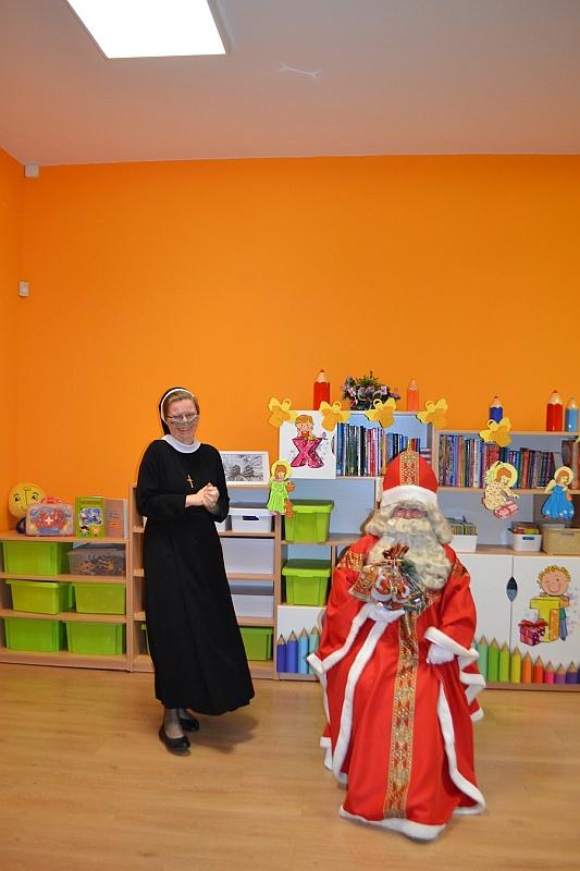 Święty Mikołaj w Przedszkolu - zdjęcie 3