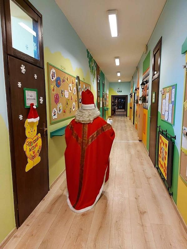 Święty Mikołaj w Przedszkolu - zdjęcie 2