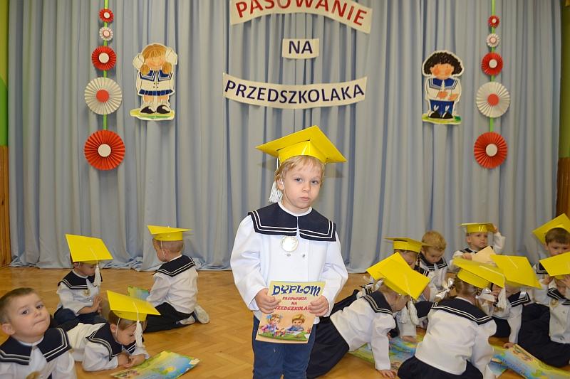 Pasowanie na przedszkolaka 2020 - zdjęcie 10