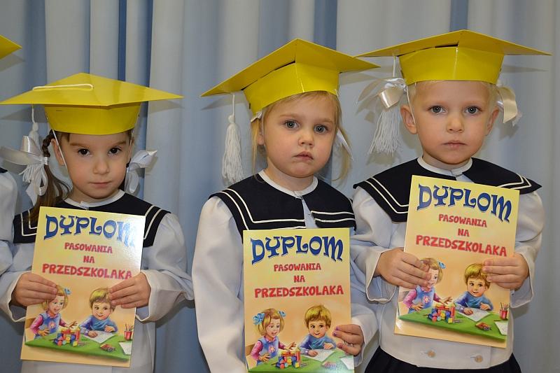 Pasowanie na przedszkolaka 2020 - zdjęcie 13