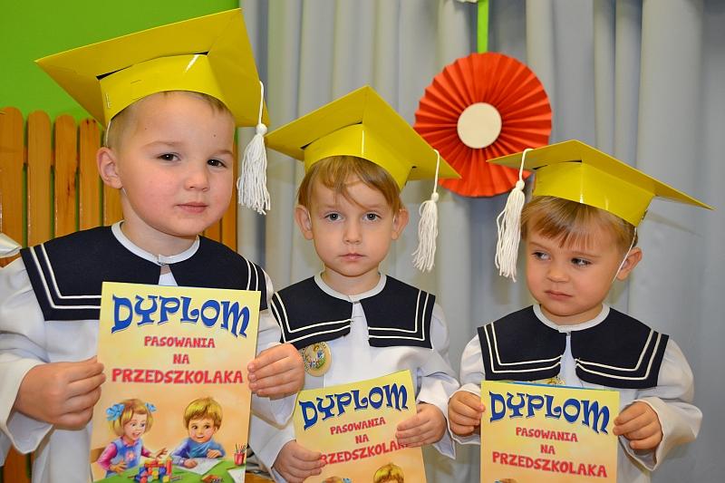 Pasowanie na przedszkolaka 2020 - zdjęcie 14