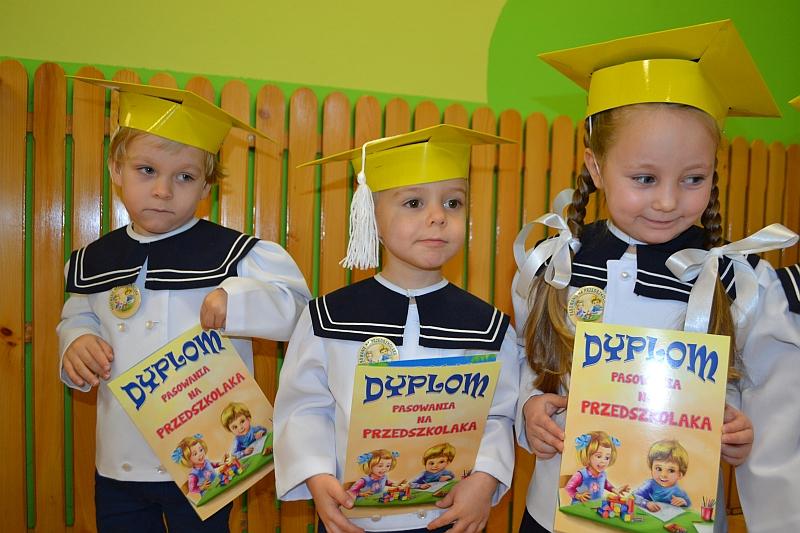 Pasowanie na przedszkolaka 2020 - zdjęcie 15