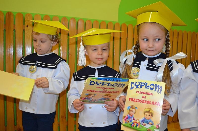 Pasowanie na przedszkolaka 2020 - zdjęcie 16