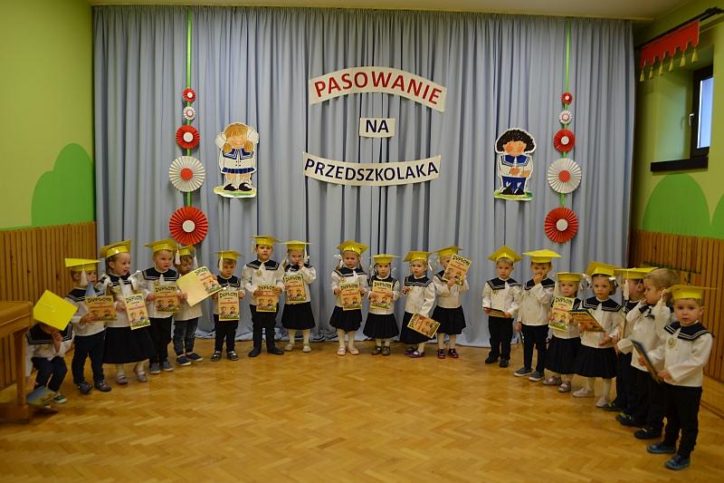 Pasowanie na przedszkolaka 2020 - zdjęcie 17