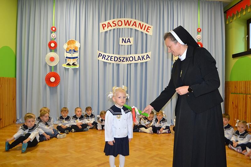 Pasowanie na przedszkolaka 2020 - zdjęcie 2