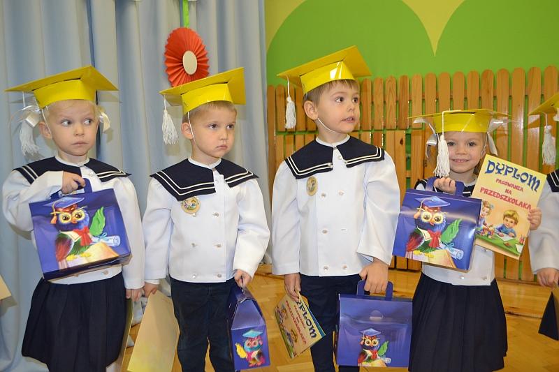 Pasowanie na przedszkolaka 2020 - zdjęcie 20