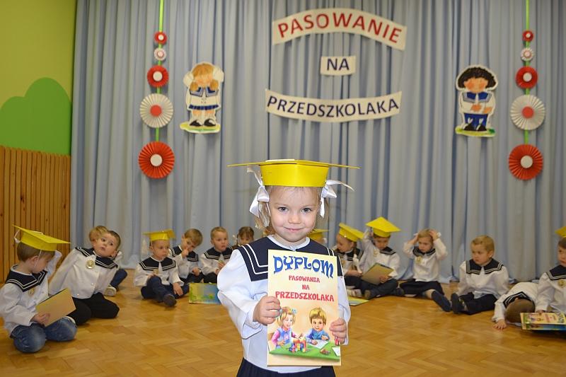 Pasowanie na przedszkolaka 2020 - zdjęcie 7